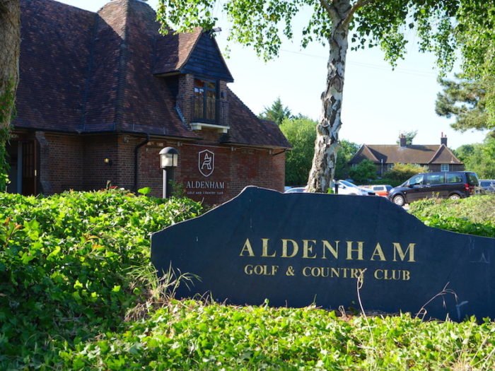 Aldenham Golf & Country Club In Watford Hertfordshire
